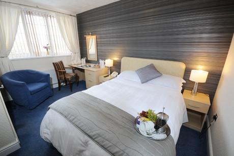 Briardene Hotel, Cleveleys - Bedroom