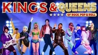 Kings & Queens of Rock, Pop & Roll