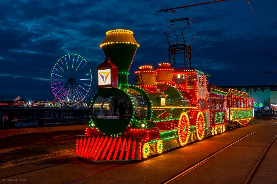 Blackpool Illuminations 2021