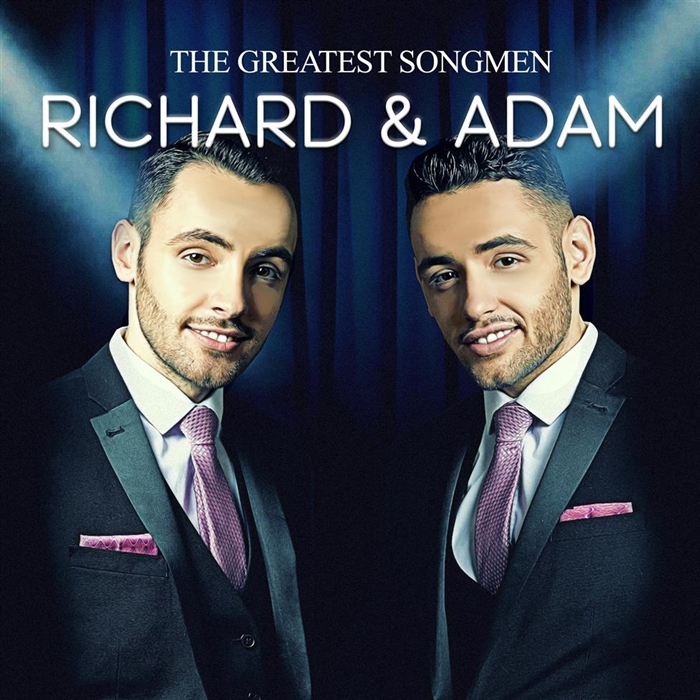 Richard & Adam – The Greatest Songmen