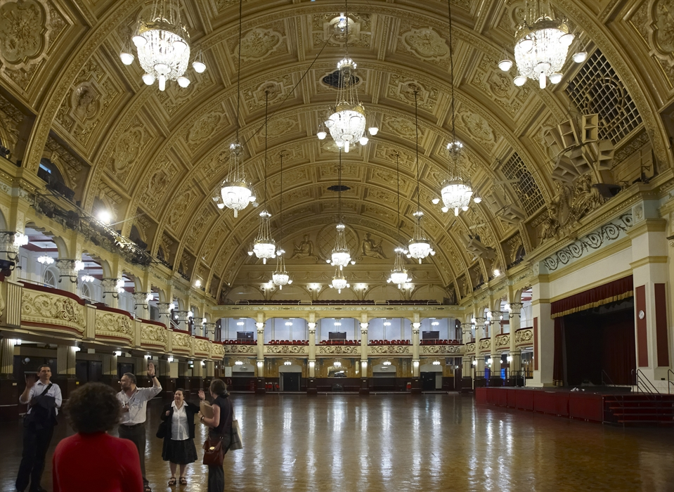 Blackpool - Empress Ballroom