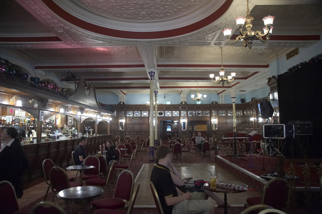 Theatre Bar, Winter Gardens