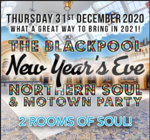 New Year's Eve Northern Soul & Motown Party