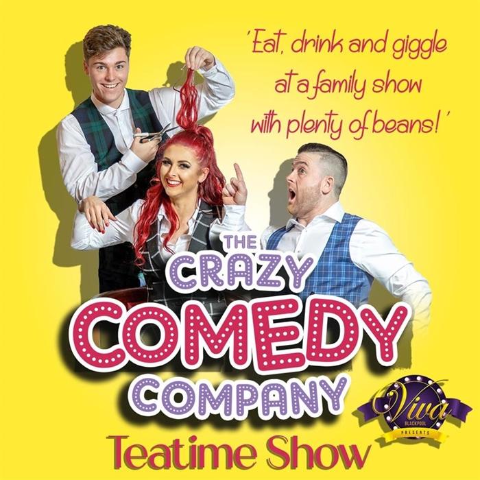 Crazy Comedy Company Family Teatime Show