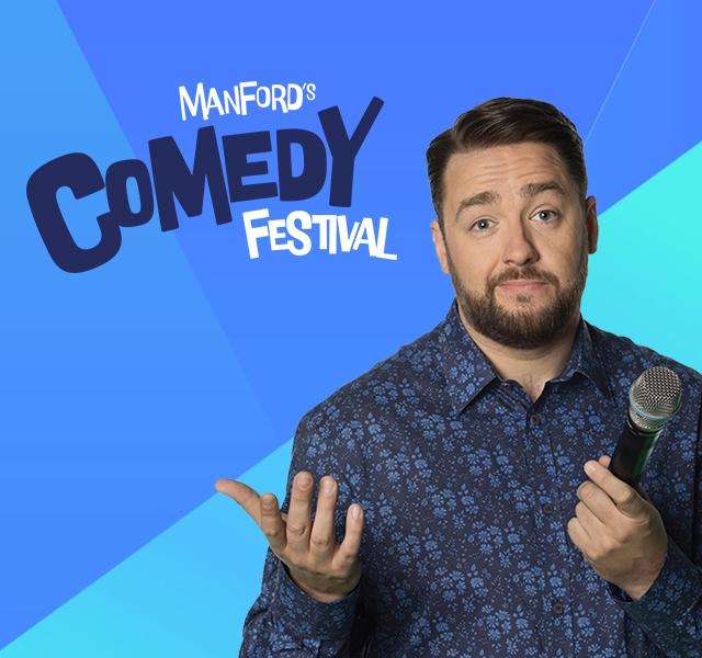 Jason Manford's Comedy Festival