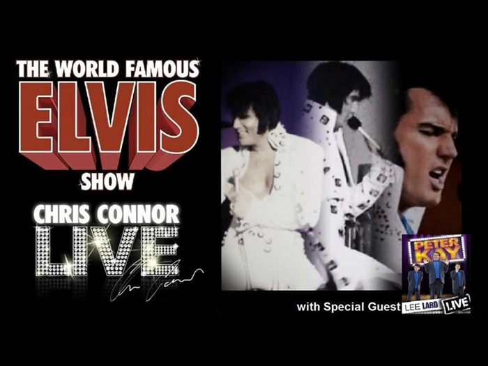World Famous Elvis Show Starring Chris Connor