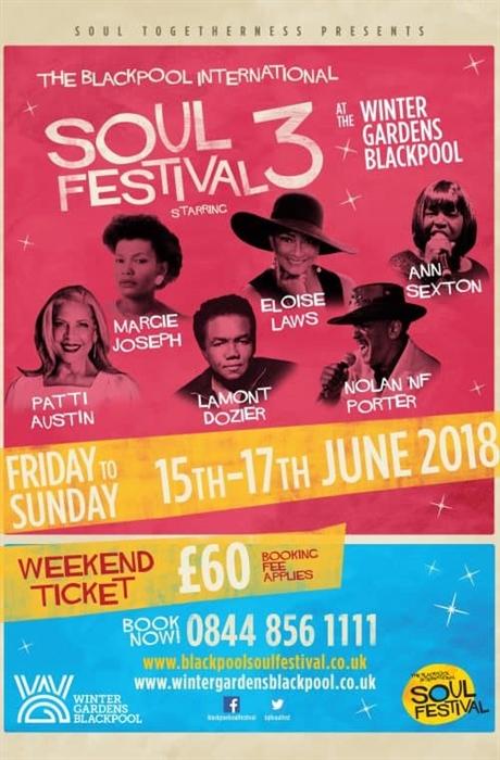 The Blackpool International Soul Festival 3