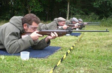 Air rifle shooting, Impact Blackpool