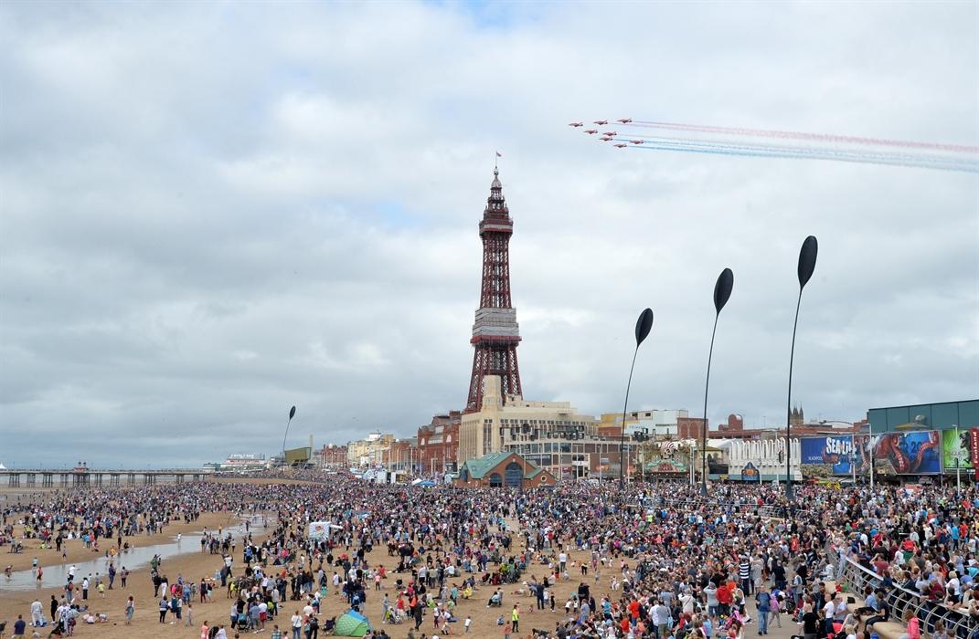 Blackpool Air Show 2016   VisitBlackpool
