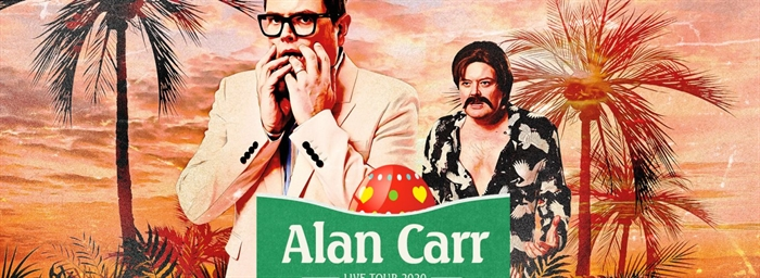 Alan Carr - Not Again, Alan ! 2021