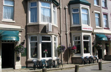 Blackpool Guest House Accommodation - Albion