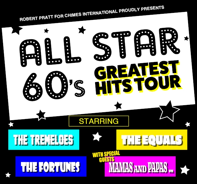 All Star 60's Show