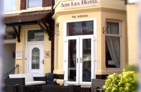 Blackpool Guest Accommodation - Ash Lea