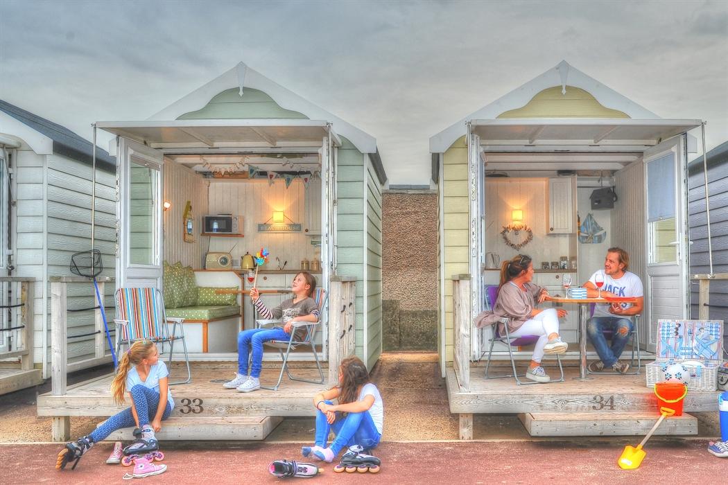 St Annes Beach Huts
