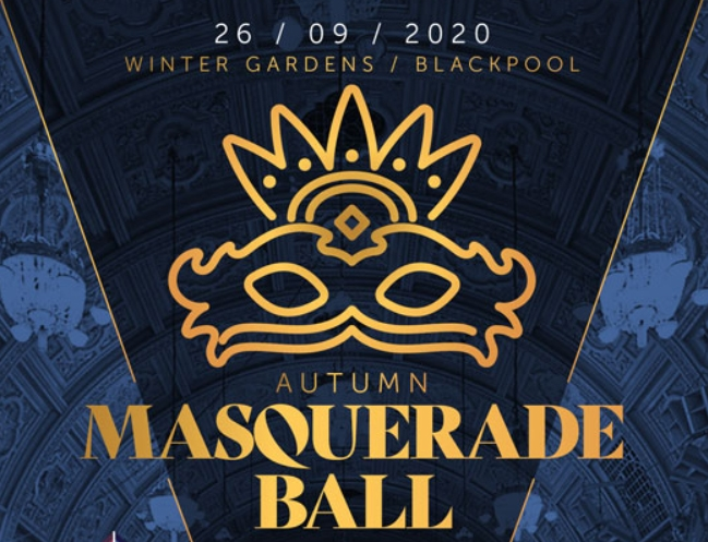 Autumn Masquerade Ball