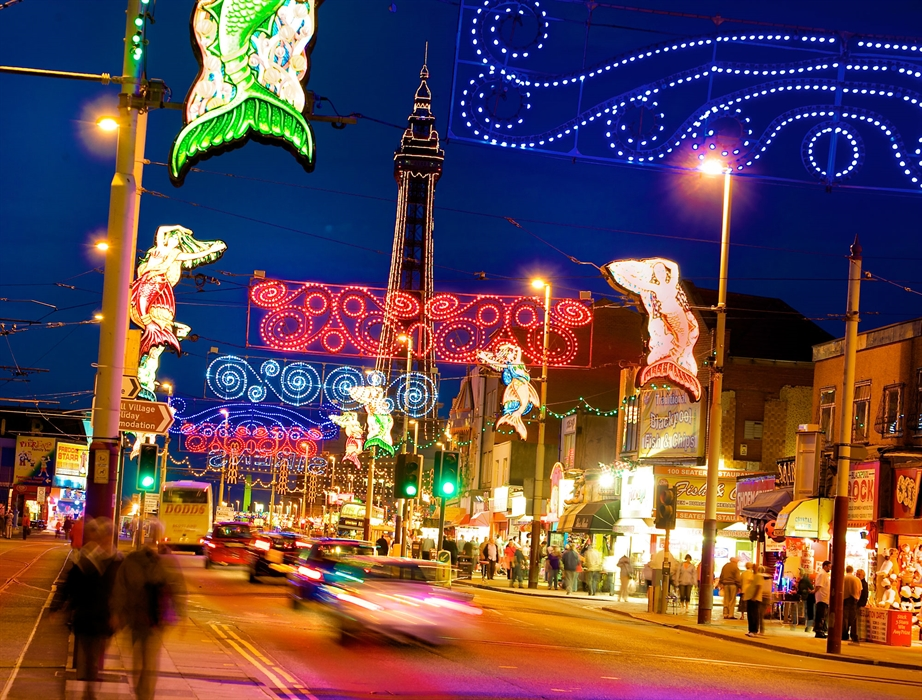 Blackpool Illuminations Break