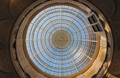 Blackpool Winter Gardens Dome