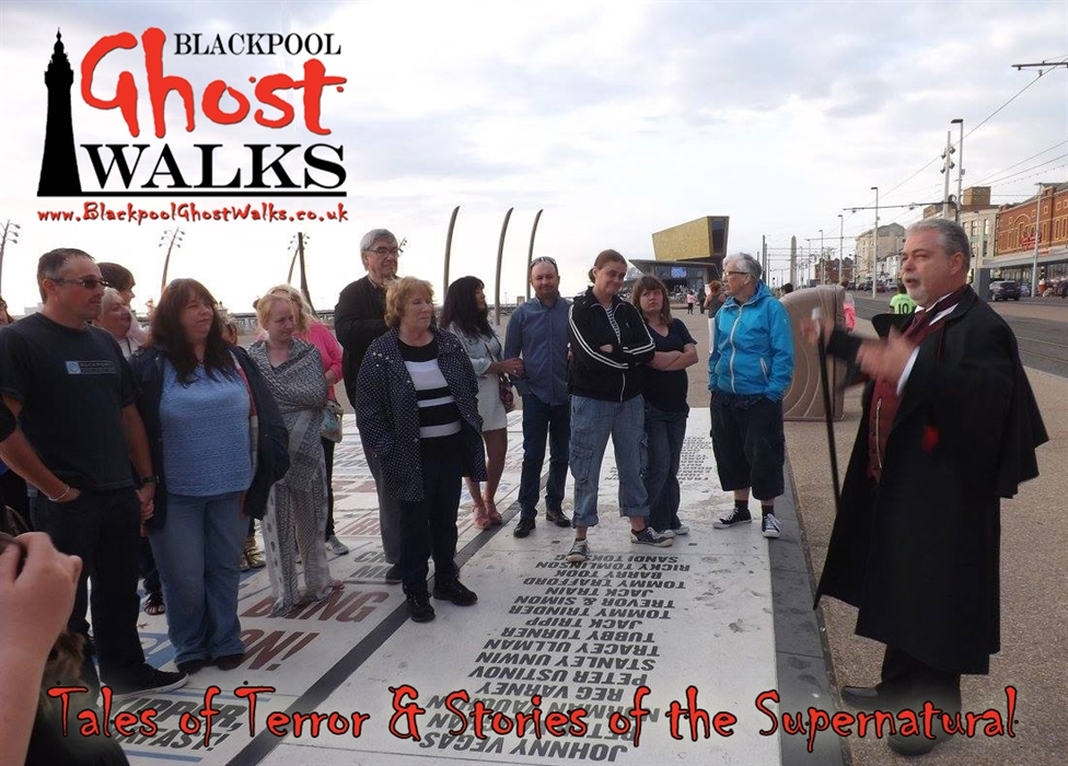 Blackpool Ghost Walks