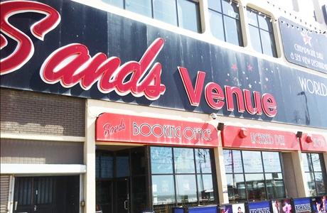 The Sands Venue Blackpool