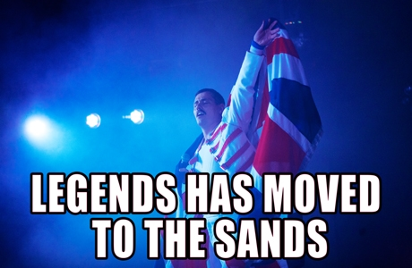 The Sands Venue Home of Legends