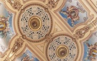 Blackpool Grand Theatre - Auditorium ceiling