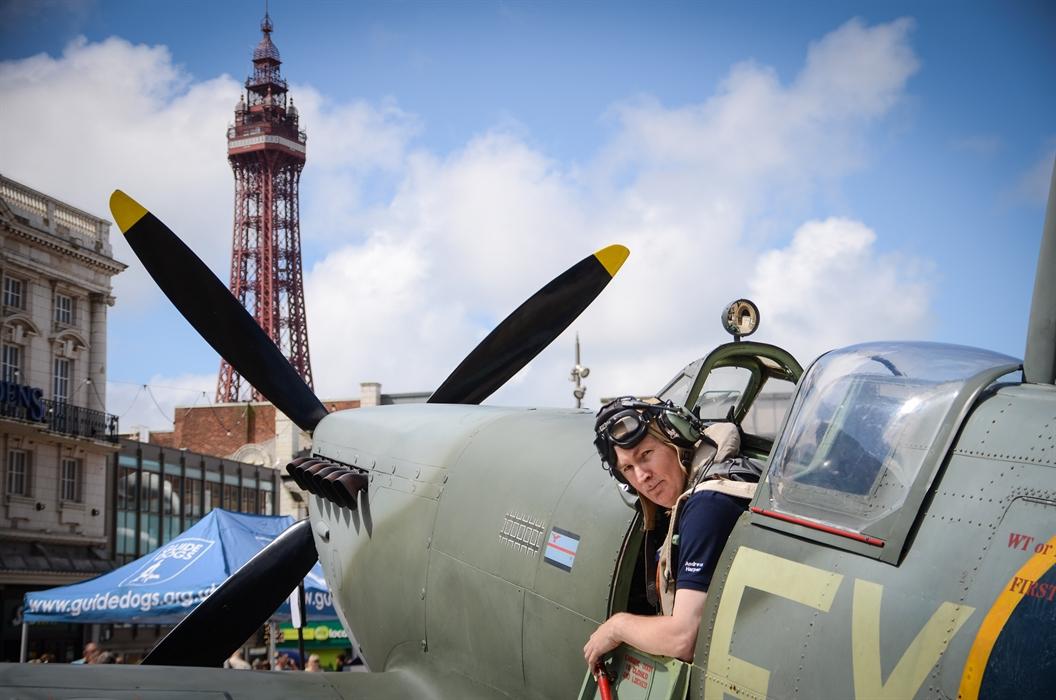 Blackpool Armed Forces Week