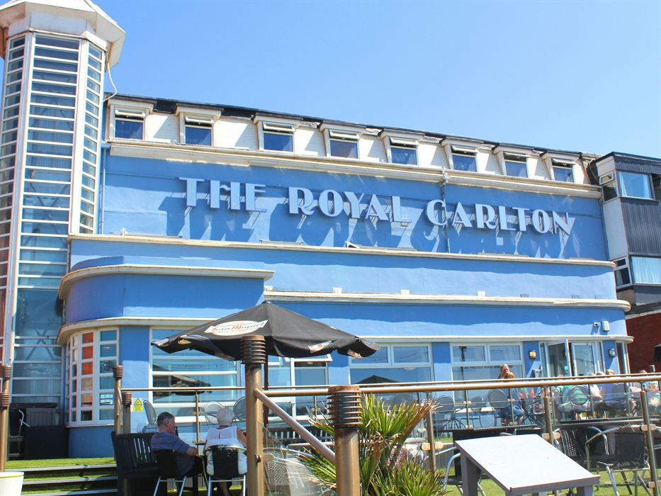The Royal Carlton Hotel