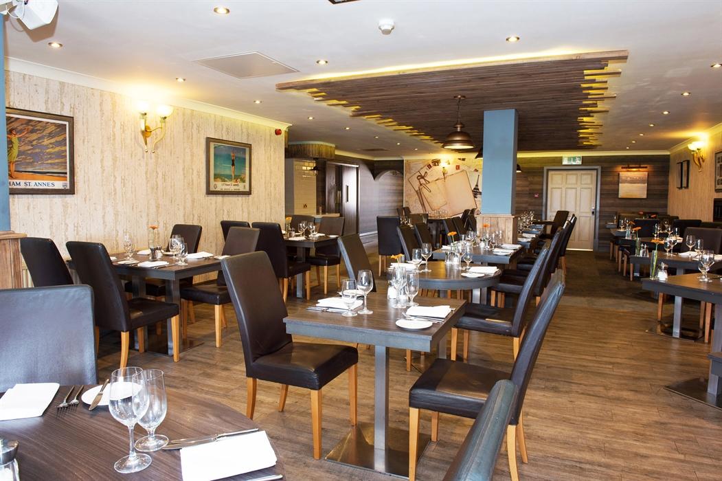 Glendower Hotel restaurant