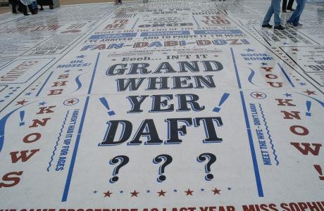 Comedy Carpet Blackpool