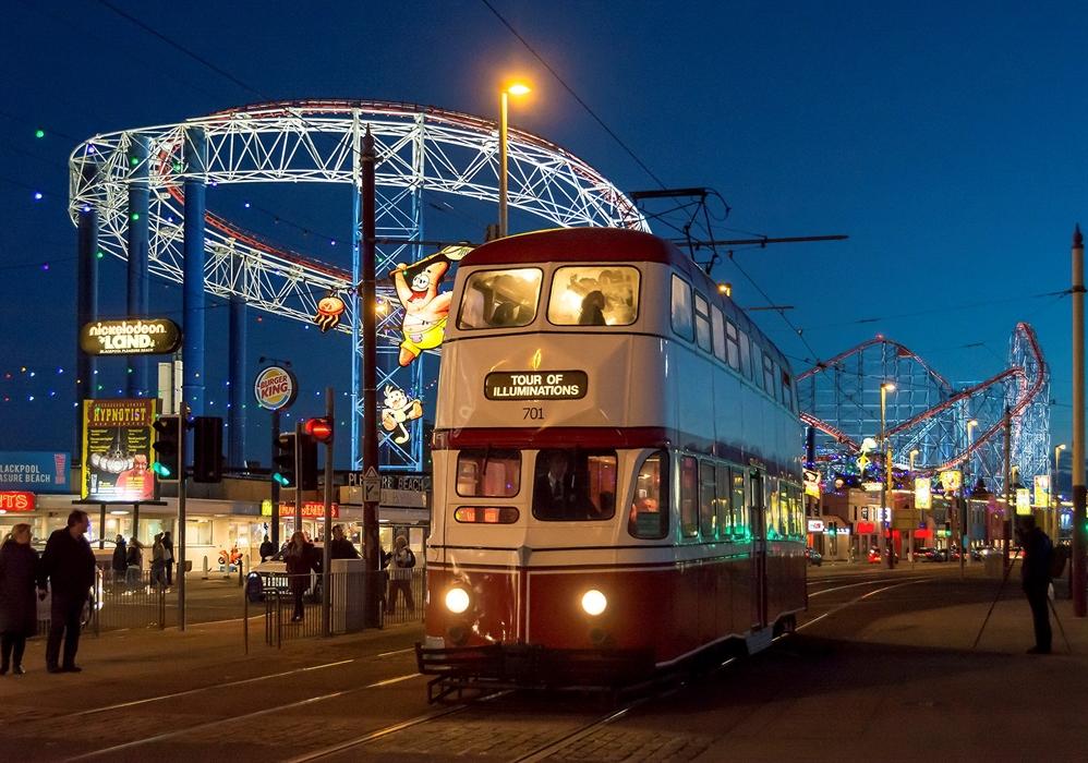 Illuminations Tram Tours