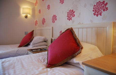 Elgin Hotel Blackpool - Twin Room