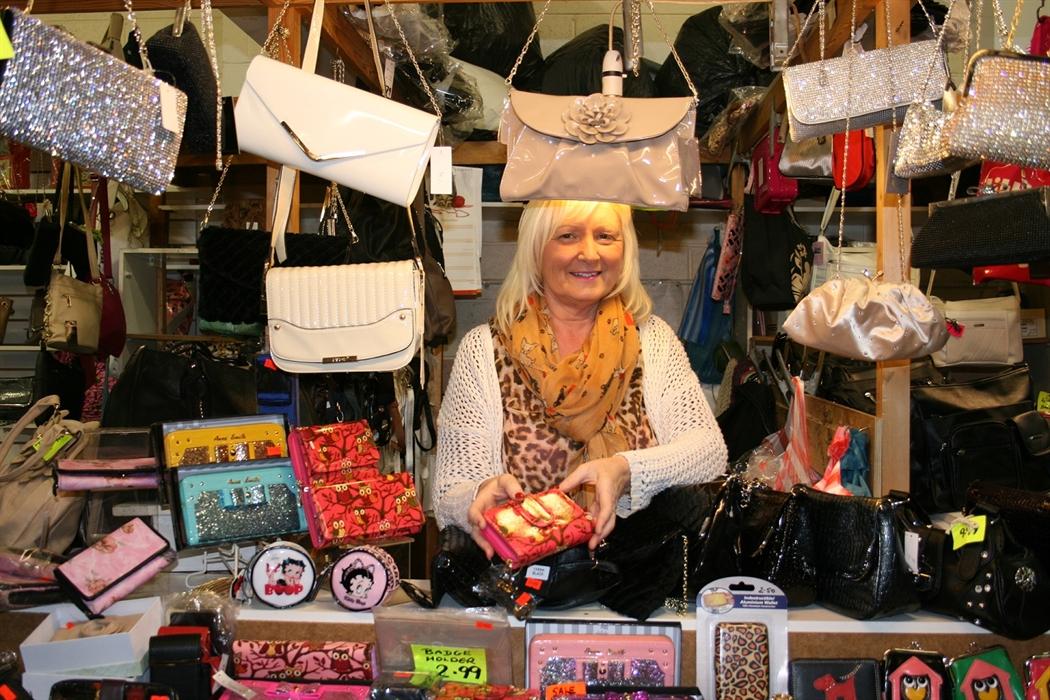 Fleetwood Market shopping