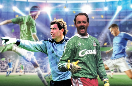 We're In Safe Hands – A Sportsman's Dinner with Bruce Grobbelaar and Peter Shilton