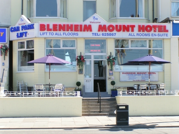 Blenheim Mount