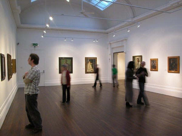 Blackpool Attractions - Grundy Art Gallery