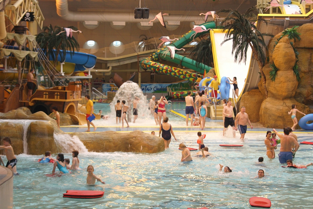 Sandcastle Waterpark Visitblackpool