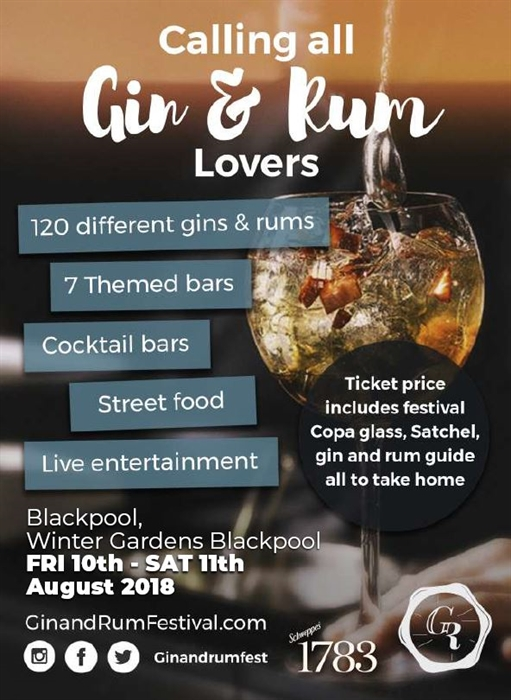The Gin and Rum Festival