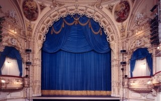 Blackpool Grand Theatre - Stage