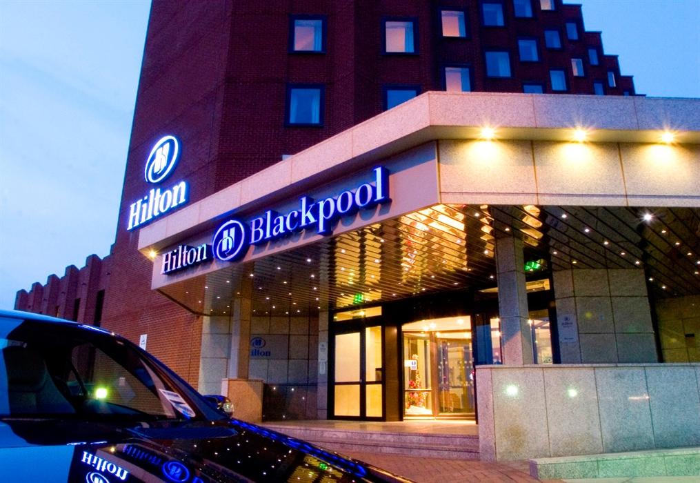 Hilton Blackpool Visit Blackpool