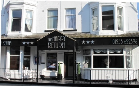 Blackpool Guest House - The Happy Return