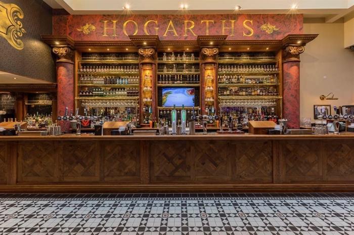 Hogarths Gin Palace