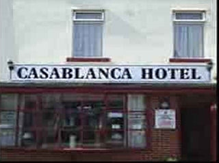 Blackpool guest house accommodation - Casablanca