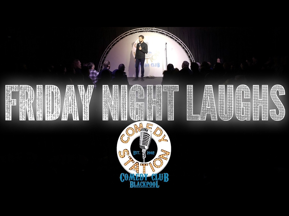 Friday Night Laughs - Stand Up Comedy
