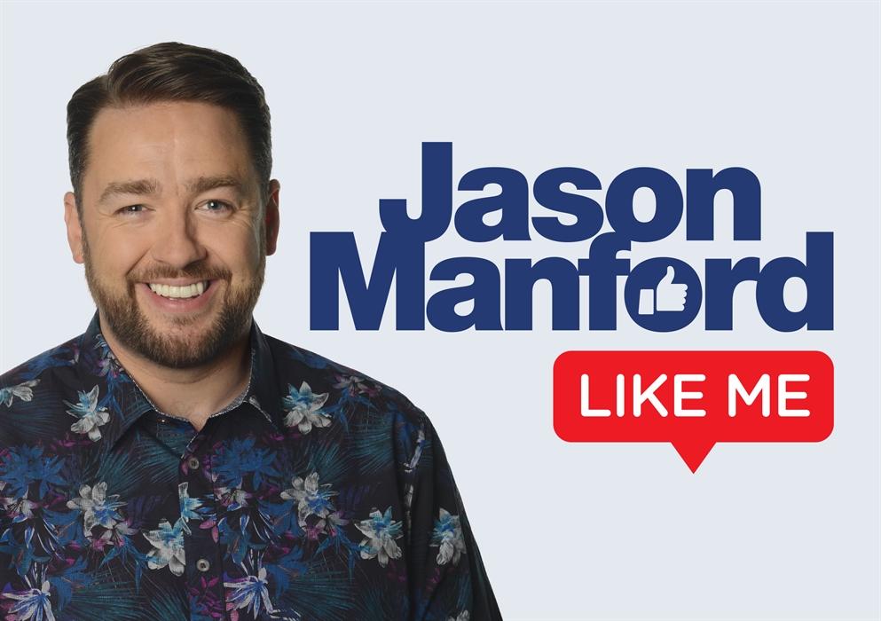 Jason Manford Like Me Tour