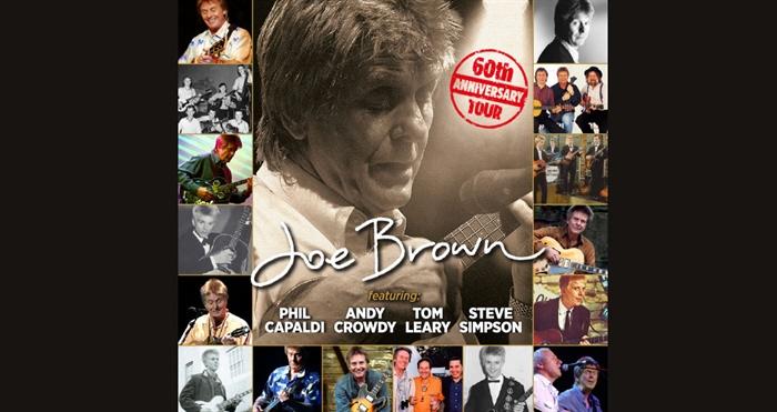 Joe Brown in Concert