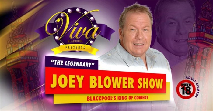 The Joey Blower Afternoon Comedy Show