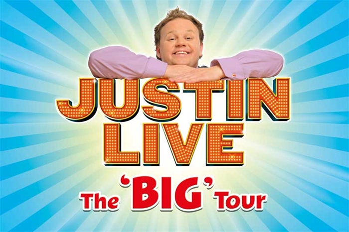 Justin Live - The Big Tour!