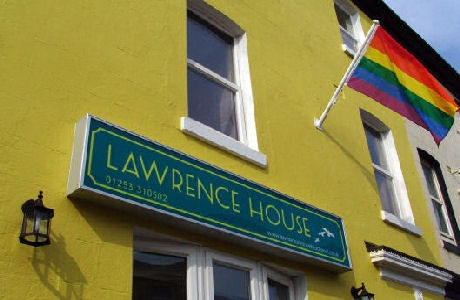Blackpool Guest House Accommodation-Lawrence House