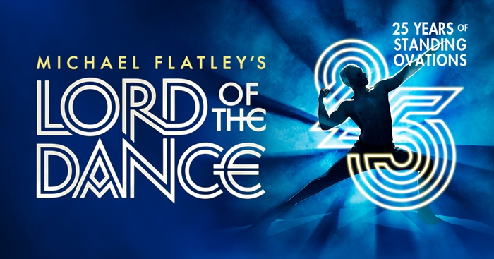 Lord of the Dance: 25 Years of Standing Ovations