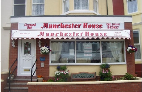 Blackpool Guest House Accommodation Manchester Hse